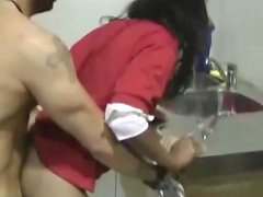 Indian CFNM Amateur Fucked At Office After Tugging