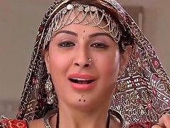 Indian Bollywood Movie Exotic Babe
