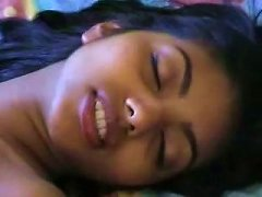 Mouth Watering Indian Chick Is Getting Nailed Hard From Behind